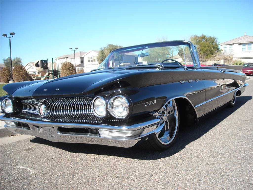 Past Restorations by Copperstate Classic Cars