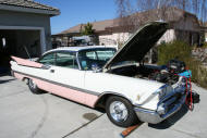 1959 Dodge Custom Royal Lancer Coupe for Sale by Malefors International