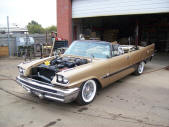 1957 DeSoto Adventurer Convertible Copperstate Classic Cars