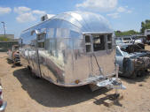 1953 Airstream Flying Cloud by Copperstate Classic Cars