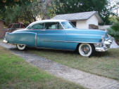 1953 Cadillac Coupe 2drht by Copperstate Classic Cars