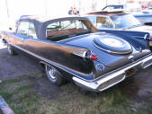 Original Black 1957 Imperial Convertible by Copperstate Classic Cars