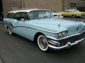 1958 Buick Wagon by Copperstate Classic Cars