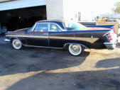 1959 DeSoto Adventurer Coupe 2drht by Copperstate Classic Cars