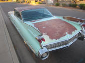 Original 1959 Cadillac Coupe 2drht Pinehurst Green by Copperstate Classic Cars