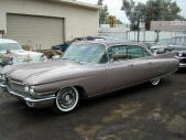 1960 Cadillac Fleetwood by Copperstate Classic Cars