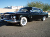 1 of 1 1963 Chrysler Imperial LeBaron Coupe by Copperstate Classic Cars