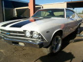 1969 Chevy Chevelle by Copperstate Classic Cars