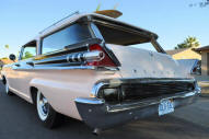 1959 Mercury Commuter Wagon