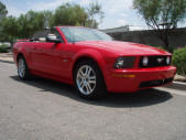Custom Supercharged 2006 Ford Mustang GT Convertible by Copperstate Classic Cars