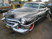 1953 Cadillac Coupe DeVille by Copperstate Classic Cars
