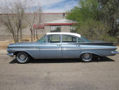 1959 Chevy Belair by Copperstate Classic Cars