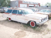 1964 Ford Country Squire Wagon by Copperstate Classic Cars