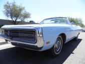 1969 Chrysler 300 Convertible by Copperstate Classic Cars