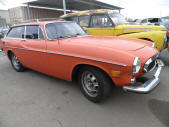 1973 Volvo P1800 ES P1800ES Wagon by Copperstate Classic Cars