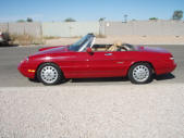 1991 Alfa Romeo Convertible by Copperstate Classic Cars